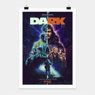 Thumbnail image of DARK fanart by The Sonnyfive Poster, Live Heroes