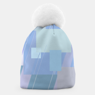 Miniature de image de Rectangles in heather Beanie, Live Heroes