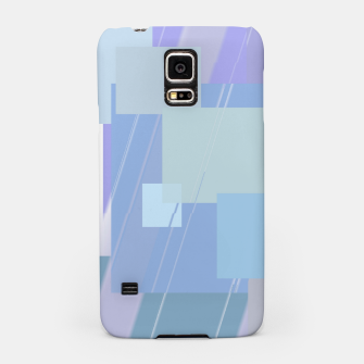Miniature de image de Rectangles in heather Samsung Case, Live Heroes