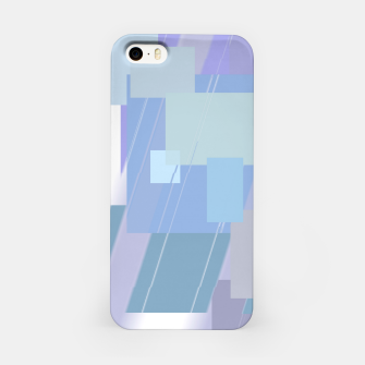 Thumbnail image of Rectangles in heather iPhone Case, Live Heroes
