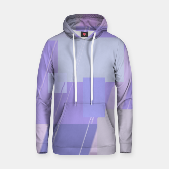 Thumbnail image of Rectangles in lavender Hoodie, Live Heroes