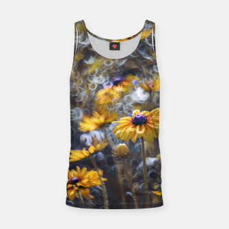 Flowers Tank Top miniature
