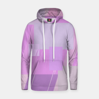 Miniature de image de Rectangles in rose Hoodie, Live Heroes