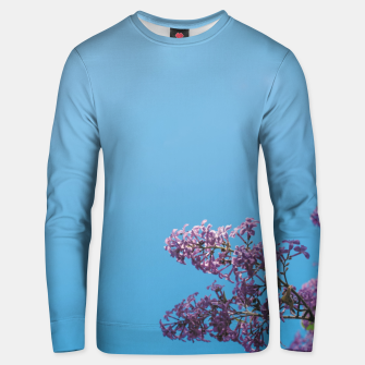Thumbnail image of Lilac Unisex sweater, Live Heroes