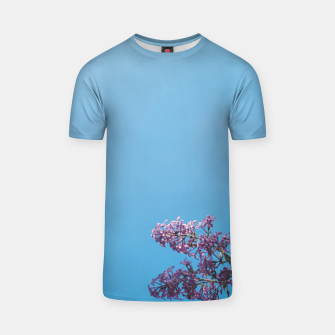 Thumbnail image of Lilac T-shirt, Live Heroes