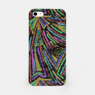 Thumbnail image of Grunge Festival iPhone Case, Live Heroes