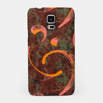 Thumbnail image of Grunge Reds Samsung Case, Live Heroes