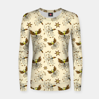 Thumbnail image of Phoenix Mythical Creature Women sweater, Live Heroes