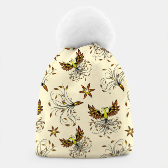 Thumbnail image of Phoenix Mythical Creature Beanie, Live Heroes
