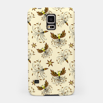Thumbnail image of Phoenix Mythical Creature Samsung Case, Live Heroes