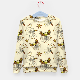 Phoenix Mythical Creature Kid's sweater thumbnail image