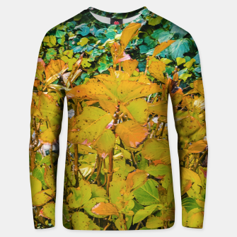 Miniature de image de Colored Nature Print Unisex sweater, Live Heroes