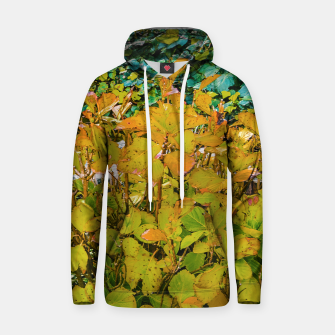 Miniature de image de Colored Nature Print Hoodie, Live Heroes