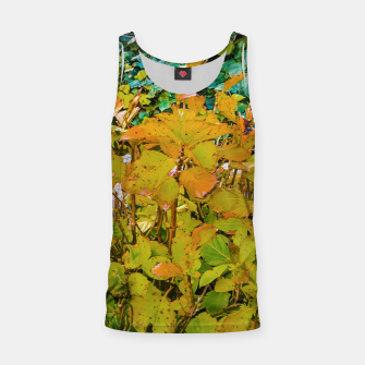 Miniature de image de Colored Nature Print Tank Top, Live Heroes