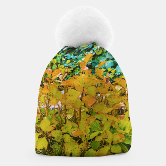 Miniature de image de Colored Nature Print Beanie, Live Heroes