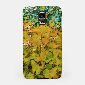 Miniature de image de Colored Nature Print Samsung Case, Live Heroes