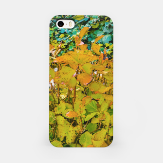 Miniature de image de Colored Nature Print iPhone Case, Live Heroes