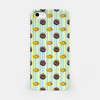 Thumbnail image of cute donut iPhone Case, Live Heroes