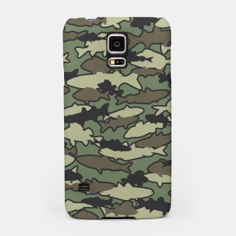 Thumbnail image of Fish Camo JUNGLE Samsung Case, Live Heroes
