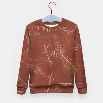 Thumbnail image of Seismic  Kid's sweater, Live Heroes