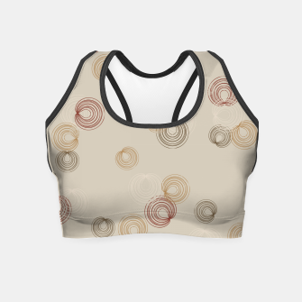Thumbnail image of Magnetic Crop Top, Live Heroes