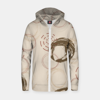 Thumbnail image of New World Zip up hoodie, Live Heroes
