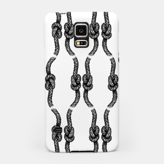 Thumbnail image of Figure of Eight Knot Pattern Samsung Case, Live Heroes