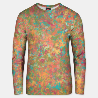 Thumbnail image of Peacock Marble Unisex sweater, Live Heroes