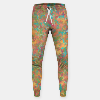 Thumbnail image of Peacock Marble Sweatpants, Live Heroes