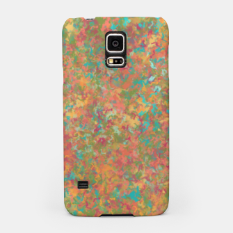 Thumbnail image of Peacock Marble Samsung Case, Live Heroes