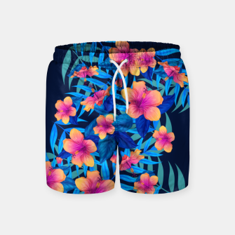 Thumbnail image of Summer Time Swim Shorts, Live Heroes