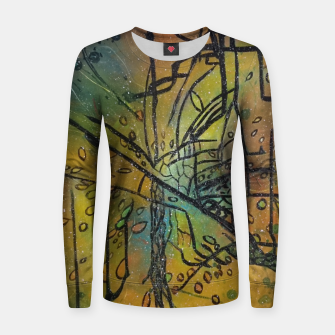 Thumbnail image of RASCRUCE Women sweater, Live Heroes