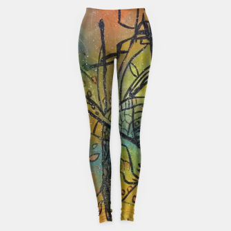 Thumbnail image of RASCRUCE Leggings, Live Heroes