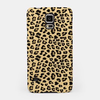 Thumbnail image of Cute Leopard Animal Print Pattern Samsung Case, Live Heroes