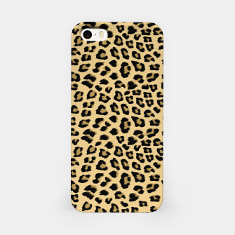 Thumbnail image of Cute Leopard Animal Print Pattern iPhone Case, Live Heroes