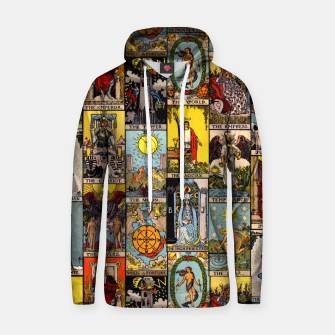 Thumbnail image of The Major Arcana | Tarot  Hoodie, Live Heroes