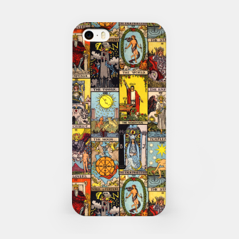 Thumbnail image of The Major Arcana | Tarot  iPhone Case, Live Heroes