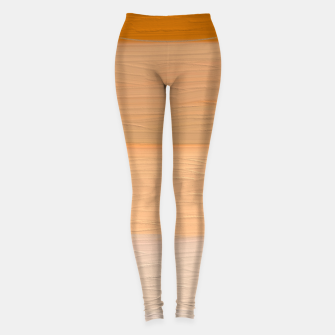 Thumbnail image of Painting texture  Leggings, Live Heroes
