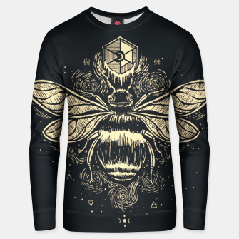 Thumbnail image of The Birth of Bees Unisex sweater, Live Heroes