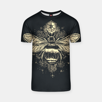 Thumbnail image of The Birth of Bees T-shirt, Live Heroes