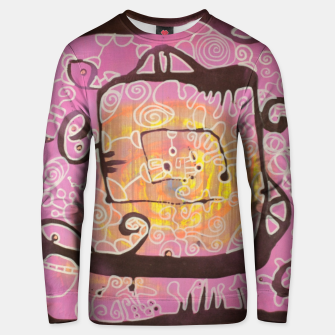 Thumbnail image of Leminx - Purple world Unisex sweater, Live Heroes
