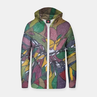 Thumbnail image of FRUNZE 1 Zip up hoodie, Live Heroes