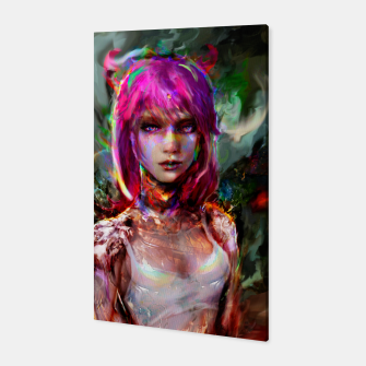 Thumbnail image of cyberpunk  Canvas, Live Heroes