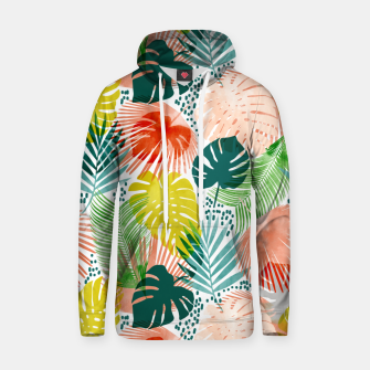Tropical Garden Hoodie thumbnail image
