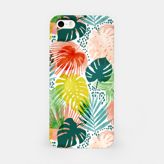 Thumbnail image of Tropical Garden iPhone Case, Live Heroes