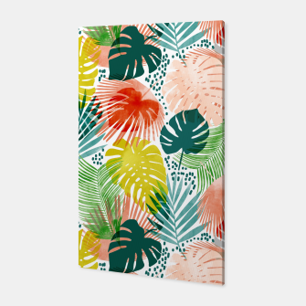 Thumbnail image of Tropical Garden Canvas, Live Heroes