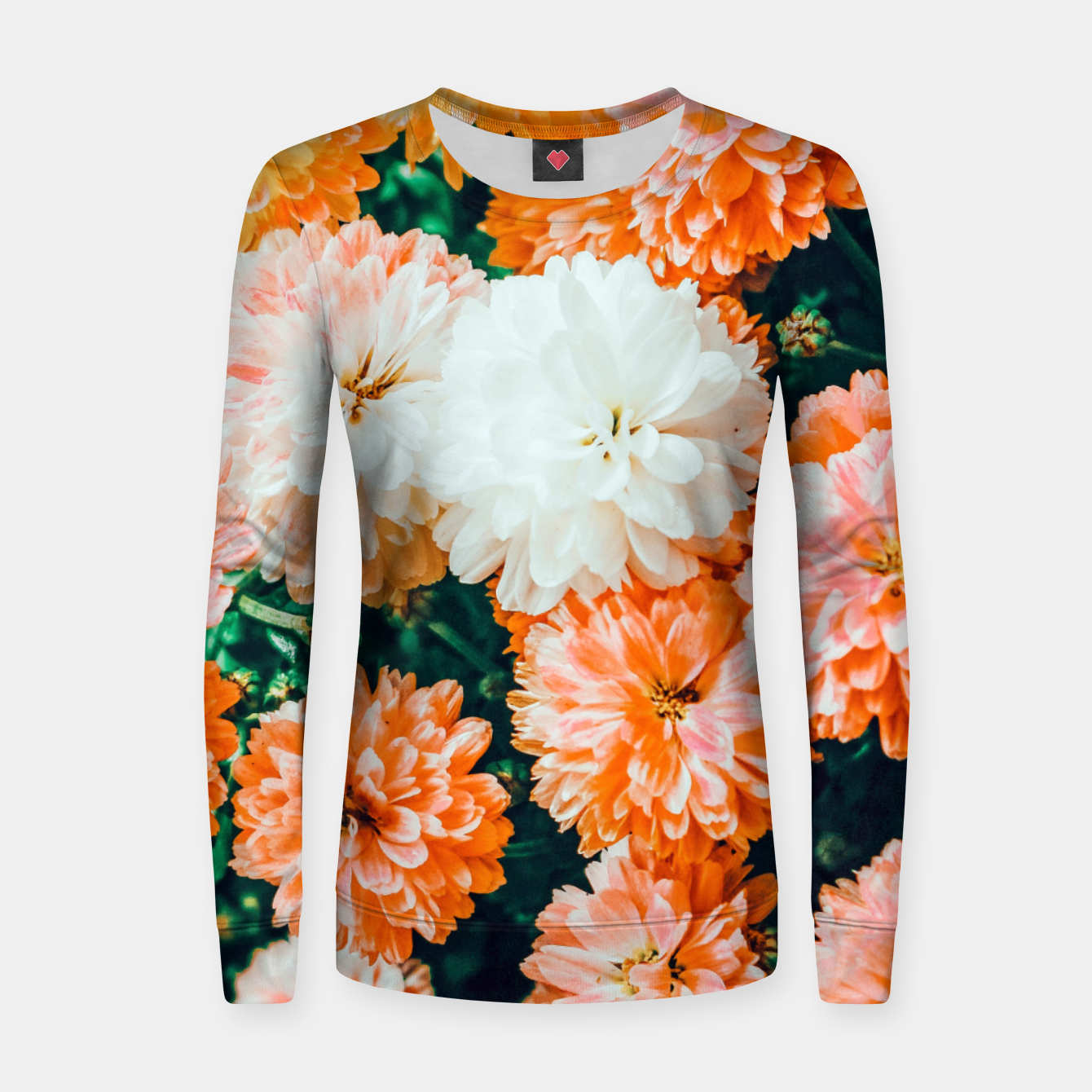 Image of Garden Song Women sweater - Live Heroes
