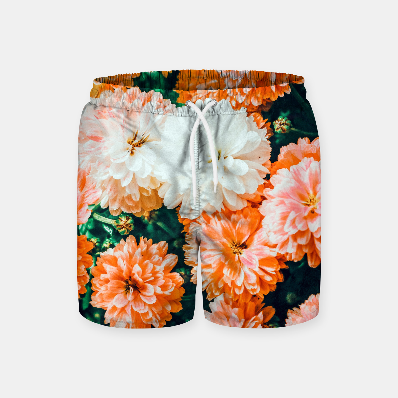 Image of Garden Song Swim Shorts - Live Heroes