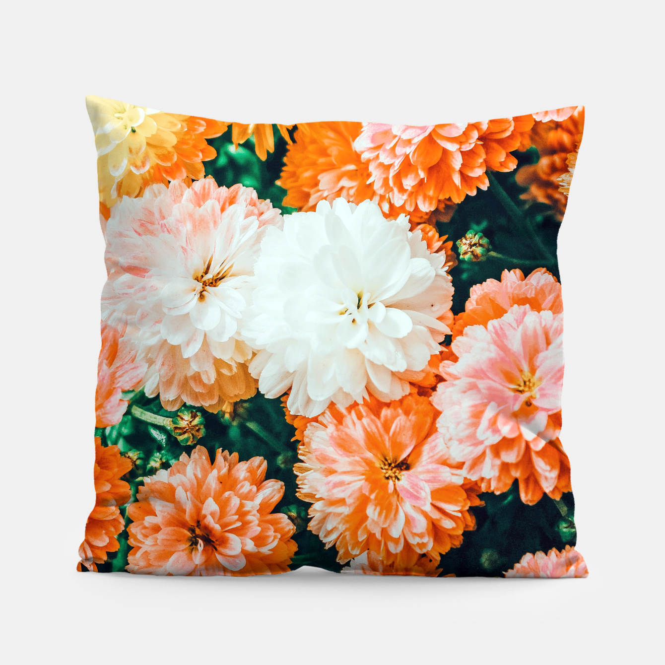 Image of Garden Song Pillow - Live Heroes
