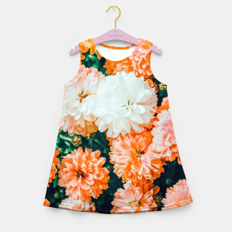 Garden Song Girl's summer dress thumbnail image
